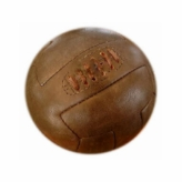Antique Replica leather soccer ball